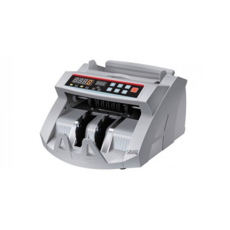 Black Copper Currency Counter and Detector 2108