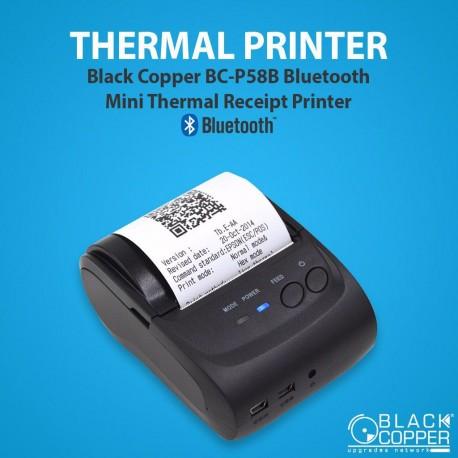 BC-P58B Bluetooth Thermal Receipt Printer