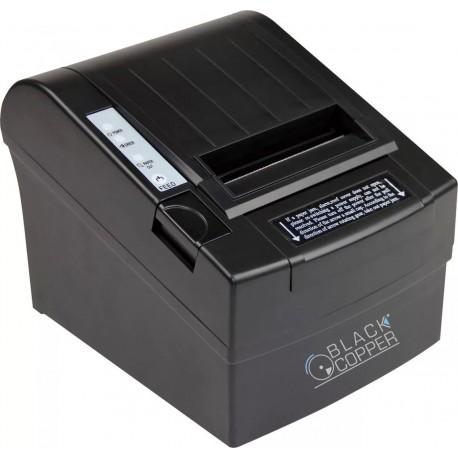 Black Copper Turbo Thermal Printer BC-85AC