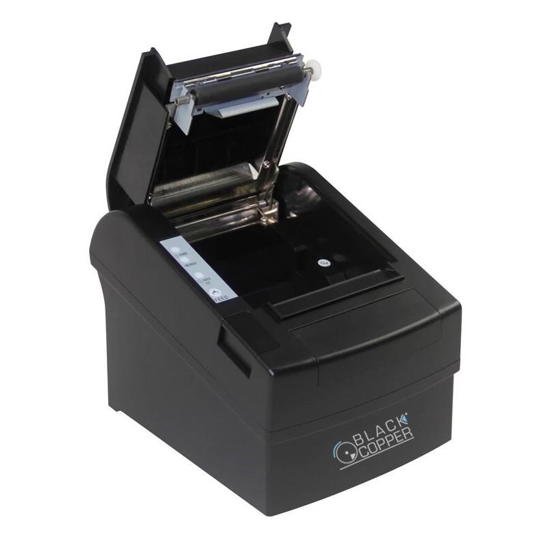 Black Copper Turbo Thermal Printer Bc 85ac