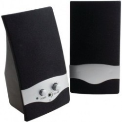 Black Copper Speaker 128 USB Power
